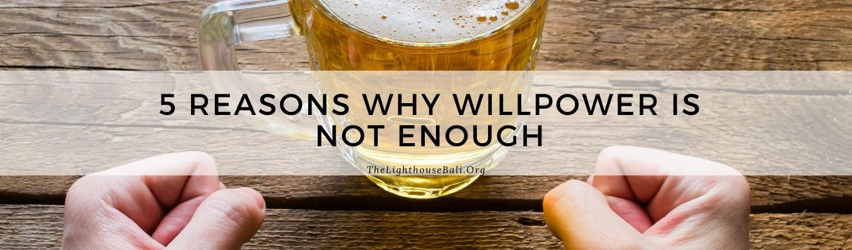 addiction-willpower