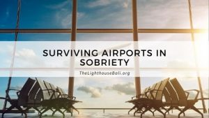 sober airports