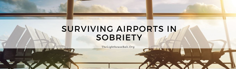 airports sober