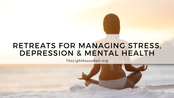 Stress therapy in Bali